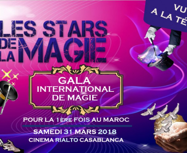 STARS DE LA MAGIE