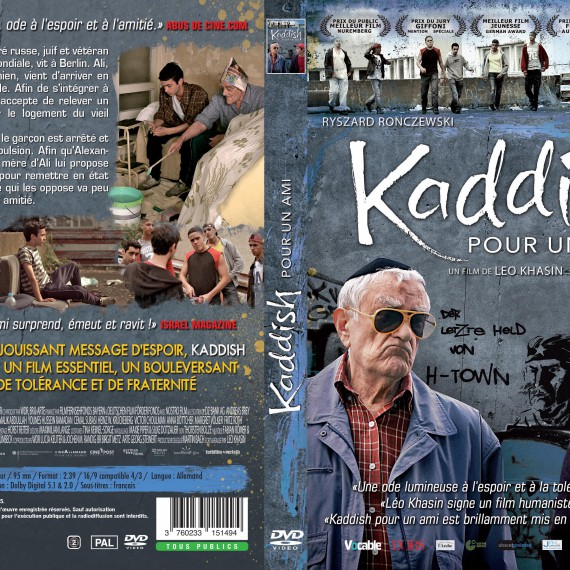 KADDISH-DVD-amaray.indd