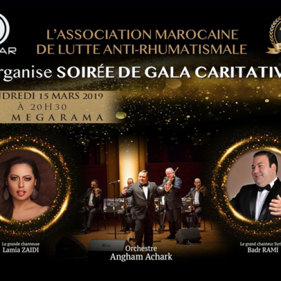 Soiree de Gala Caritative